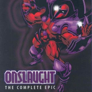 Source Material #239 - X-Men: The Complete Onslaught Epic v1 (Marvel, 1996)