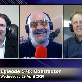 FLOSS Weekly 576: Contractor