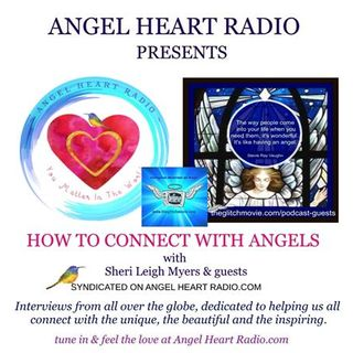 Angels & Meditation - Delia Carreon. How To Connect With Angels