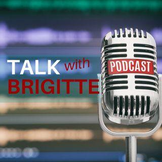 TALK with BRIGITTE ~ Giuliana Melo