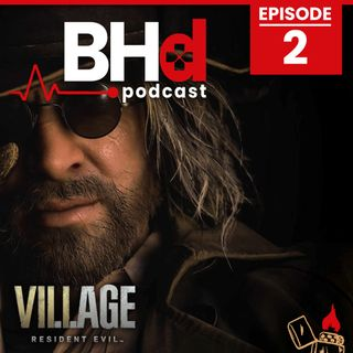 Episode #2: Resident Evil Village Launch Trailer Discussion