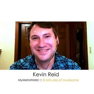 Kevin Reid: Multiple Sclerosis, What Is It, and How Can I Help?