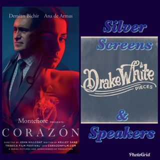 Silver Screens & Speakers: Drake White Pieces & Corazon