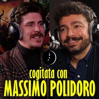 Cogitata con MASSIMO POLIDORO, giornalista