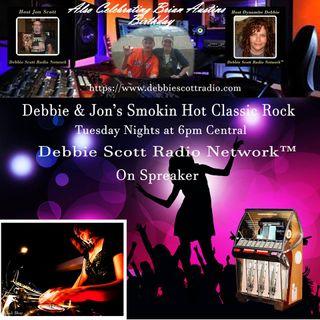 Smokin' Hot Classic Rock & Happy Birthday Brian Austin!!
