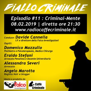 #11 Episodio | Criminal-Mente