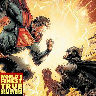 Injustice Year 1 : World's Finest True Believers Retro