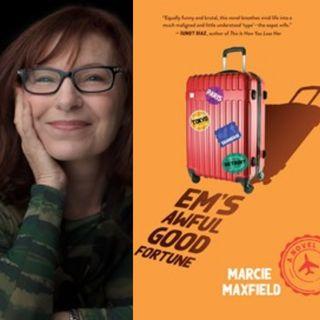 Author Marcie Maxfield: Em's Awful Good Fortune