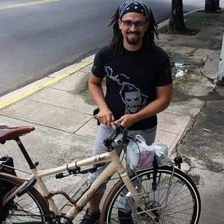 P 39 Entrevista Frederick Cortes Luchador Derechos del Ciclista en PR