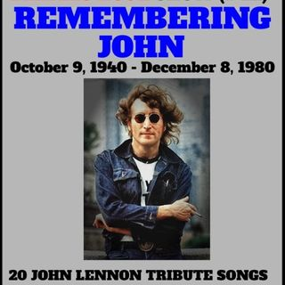THE BEATLES HOUR W  STEVE LUDWIG # 22 REMEMBERING JOHN
