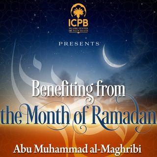 1. Benefits in Ramadan- Abu Muhammad al-Maghribi