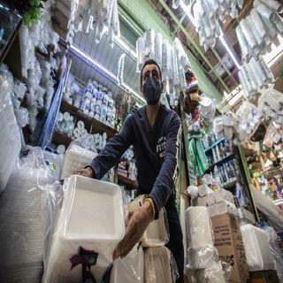 No a prórroga en venta de plásticos de un solo uso