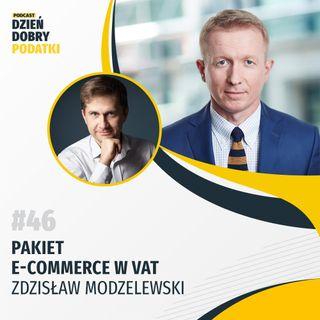 046 - Pakiet e-Commerce w VAT – Zdzisław Modzelewski