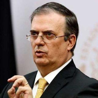 Ebrard niega prohibir a la OEA ser observador de elecciones del 6 de junio de 2021