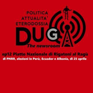ep12 il PNRR_Piatto Nazionale di Rigatoni al Ragù