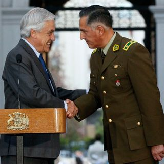 Chao Rozas, el próximo: Piñera