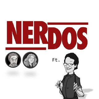 NerDos - Ep8 Los finales más tristes de la televisión, Tortugas Ninja y psicología ft. Kike Vázquez