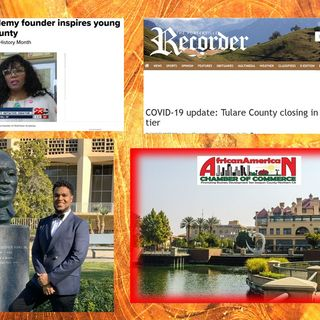 It's ONME Local CV:  Listen about Fresno's COVID-19 equity concerns, Tulare moving to orange tier, Kern County's ShePower movement