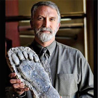 Sasquatch Watch Radio Welcomes Dr. Jeff Meldrum