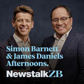 Simon Barnett & James Daniels Afternoons