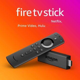 #106 Fire TV Stick. Convierte en Smart cualquier TV por 25€