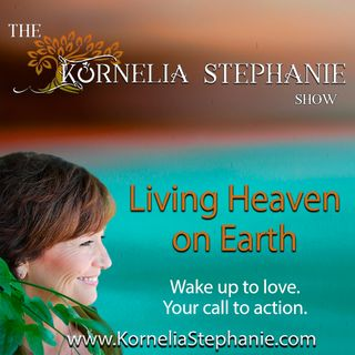 """Pleiadian Evolution & Ascension Guidance"" on the Kornelia Stephanie show w/ Special Guests Dr. Pia Orleane and Cullen Smith"