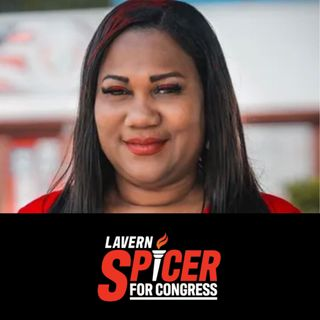 Ep43 – Candidate Profile: Lavern Spicer Running In FL-24 9jun21