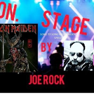 On stage Iron Maiden sejutsu