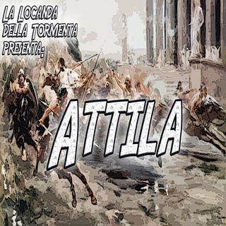 Podcast Storia - Attila