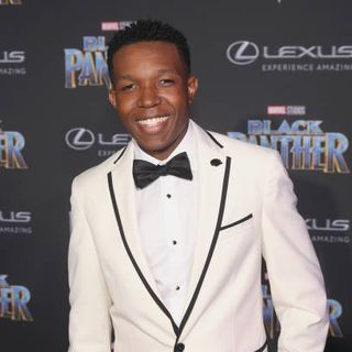Actor Denzel Whitaker (@Blackmouf)