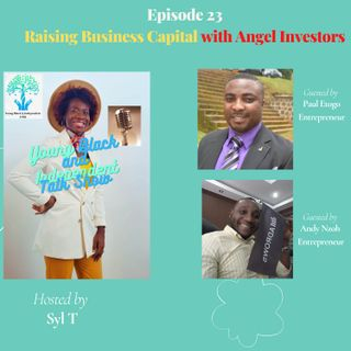 Raising Business Capital with Angel Investors.