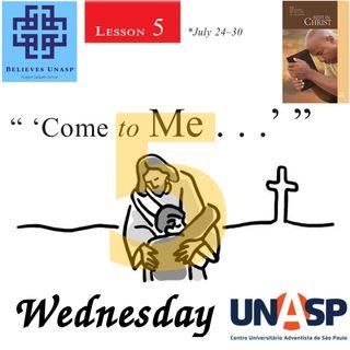 1091 - Sabbath School - 28.Jul Wed