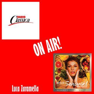 Luca Zaramella intervista Mafalda Minnozzi su Radio Classica