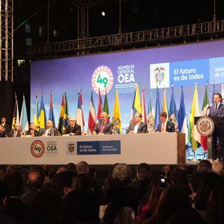 Las Noticias de Hoy: OEA exige que Gobierno permita retorno de la CIDH a Nicaragua