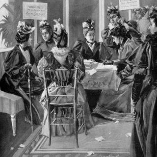 Ep. 17: The empowering story of America's first all-female government