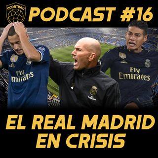 11contra11 #16 El Real Madrid en Crisis