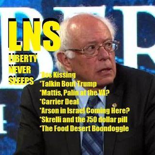 Liberty Never Sleeps 12/02/16 Show