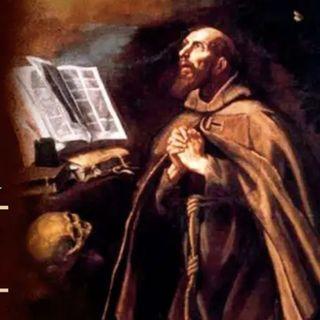 San Pedro de Alcántara, presbítero franciscano