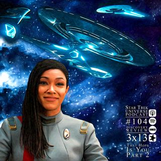 """Discovery 3x13 - """"That Hope Is You, Part 2"""" Review"""