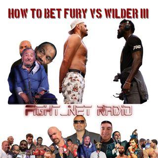 How to bet Tyson Fury vs Deontay Wilder III | Video on @fight.net.radio on Facebook