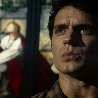 Superchrist — Unconscious Cinema: Man of Steel (2013)