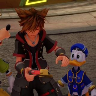 Video Games 2 the MAX #184:  Kingdom Hearts 3 Minigames, Persona 5: The Animation, Old Games Rule
