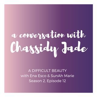 A Conversation with Chassidy Jade