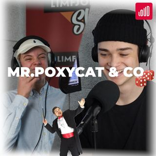 Mr. Poxycat & Co.: The Podcast