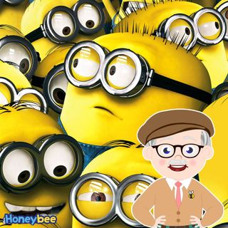 Minions - Sleep Story (Mr.)