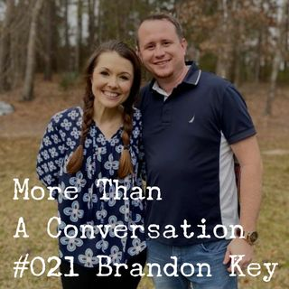 #021 Brandon Key, Pastor of Graniteville Community Church of God