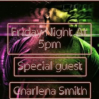 Episode 78 - Straight Talk/W Stanton K Special Guest Charlena Smith