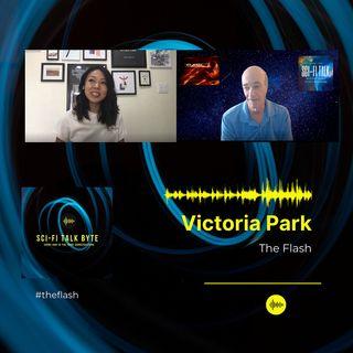 Byte The Flash's Victoria Park