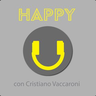 HAPPY con Cristiano Vaccaroni LE INTERVISTE