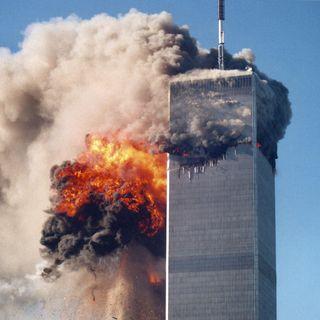 Röda Pillret #9: Intervju med Simon Shack om 9/11